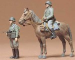 WWII Wehrmacht Mounted Infantry Set, Tamiya 35053