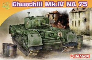 Churchill Mk. IV NA 75, Dragon 7507