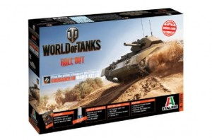 World of Tanks - Crusader III, Italeri 36514