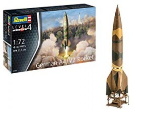 German A4/V2 Rocket, Revell 03309