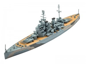H.M.S. Prince of Wales, Revell 05135