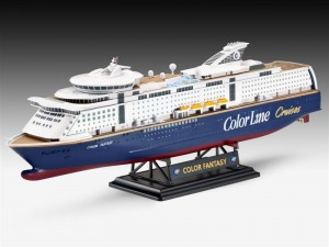 M/S Color Fantasy, Revell 05810