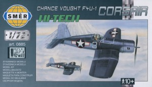 Chance Vought F4U-1 Corsair (HI-TECH), Smer 0885