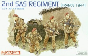 2nd SAS Regiment (France 1944), Dragon 6199
