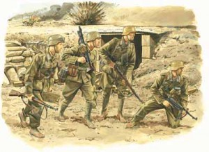 Afrika Korps Infantry, Dragon 6138