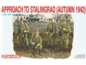 Approach to Stalinrad (Autumn 1942), Dragon 6122