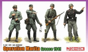 Operation Marita, Greece 1941, Dragon 6783