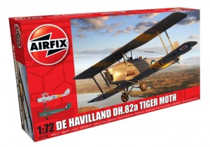 De Havilland DH.82a Tiger Moth, Airfix 02106