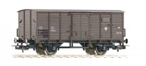 Wagon kryty typ G02 PKP, Piko 58906