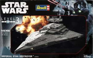 Star Wars Imperial Star Destroyer, Revell 03609