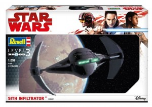 Star Wars - Sith Infiltrator, Revell 03612