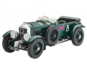 Bentley 4,5L Blower, Revell 07007