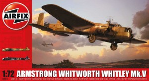 Armstrong Whitworth Whitley Mk.V, Airfix 08016