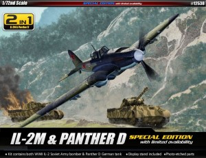 IL-2m & Panther D, Academy 12538