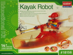 Kayak Robot - Educational Kit, Academy 18156