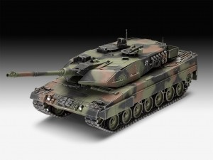 Leopard 2A6/A6NL, Revell 03281