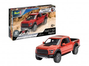 Ford F-150 Raptor - easy-click system, Revell 07048