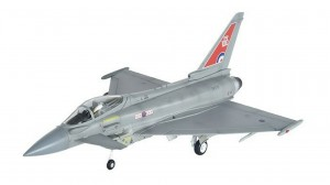 EUROFIGHTER TYPHOON RAF 100, Easy Model 33300