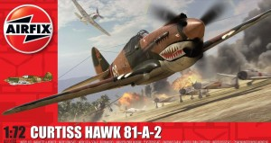 Curtiss Hawk 81-A-2, Airfix 01003