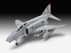 F-4E Phantom- easy-click Revell 03651