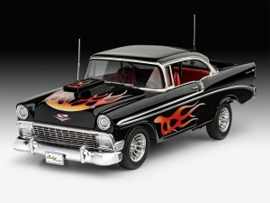 56 Chevy Customs, Revell 07663