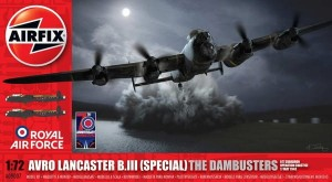 Avro Lancaster B.III (Special) The Dambusters, Airfix 09007