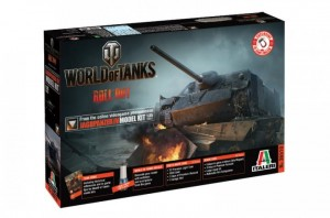 World of Tanks - Jagdpanzer IV, Italeri 36510