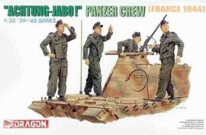 Achtung-Jabo Panzer Crew (France 1944), Dragon 6191