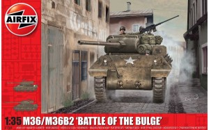 M36/M36B2, Battle of the Bulge, Airfix 1366