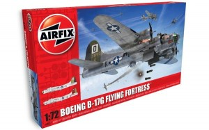 Boeing B-17G Flying Fortress, Airfix 08017