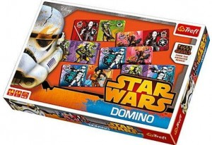 Domino - Star Wars Rebels, Trefl 01222