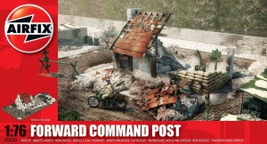 Forward Command Post, Airfix 03381