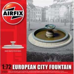European City Fountain - żywica, Airfix 75018