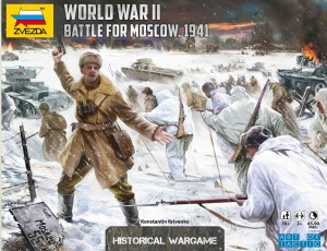 World War II - Battle for Moscow 1941, Zvezda 6215
