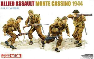 Allied Assault Monte Cassino 1944, Dragon 6515