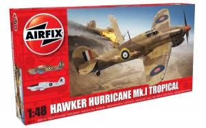 Hawker Hurricane Mk.I - Tropical, Airfix 05129