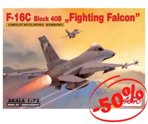 F-16C Block 40B Fighting Falcon, AeroPlast 295