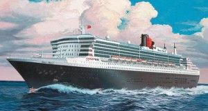 Ocean-Liner Queen Mary 2, Revell 05808