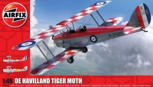 De Havilland D.H.82a Tiger Moth, Airfix 04104