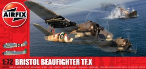 Bristol Beaufighter TF.X, Airfix 04019A