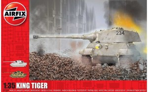 King Tiger, Airfix 1369