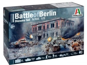 Battle of Berlin, Italeri 6112